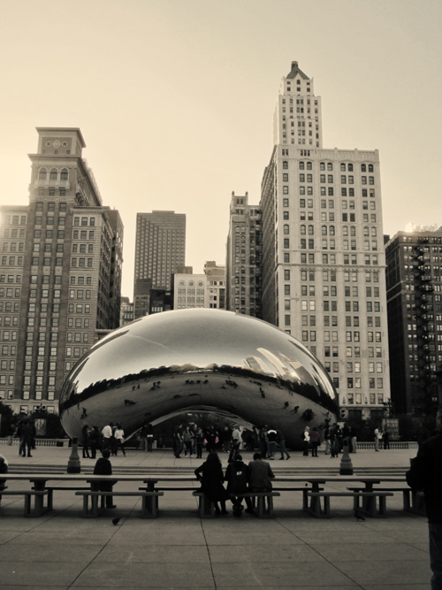 Visiting Chicago - DesignLively