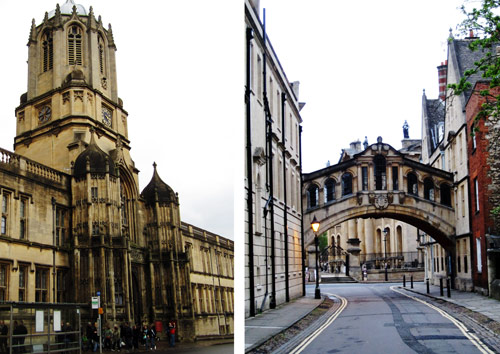 2 Days in Oxford, UK - DesignLively