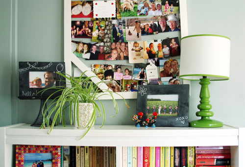 DIY Chalkboard Picture Frames - DesignLively
