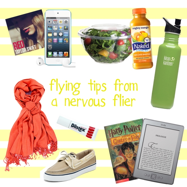 Tips from a Nervous Flier