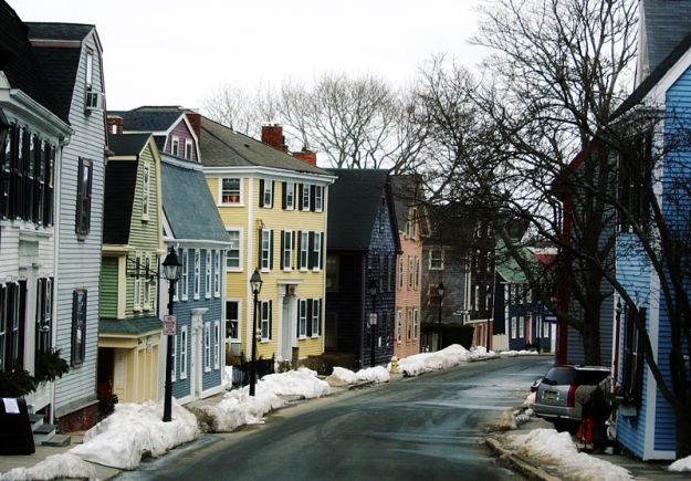 Day Trip to Marblehead, MA