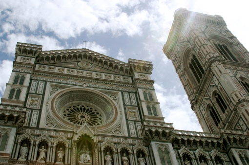 Visiting Florence, Italy