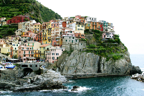 Two days in Cinque Terre, Italy