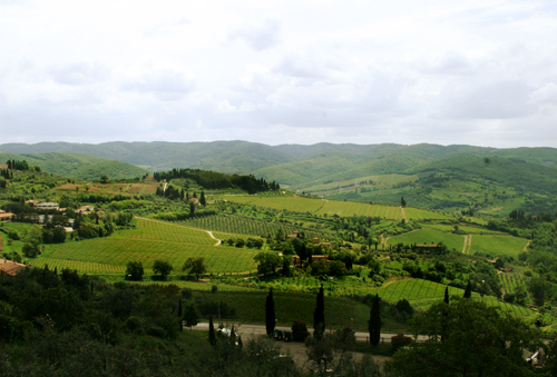 Italy Travels: Two Days in Tuscany