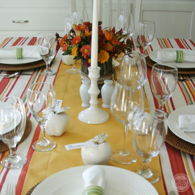 Thanksgiving Holiday Decor - DesignLively