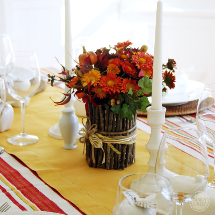 ThanThanksgiving Holiday Decor - DesignLively