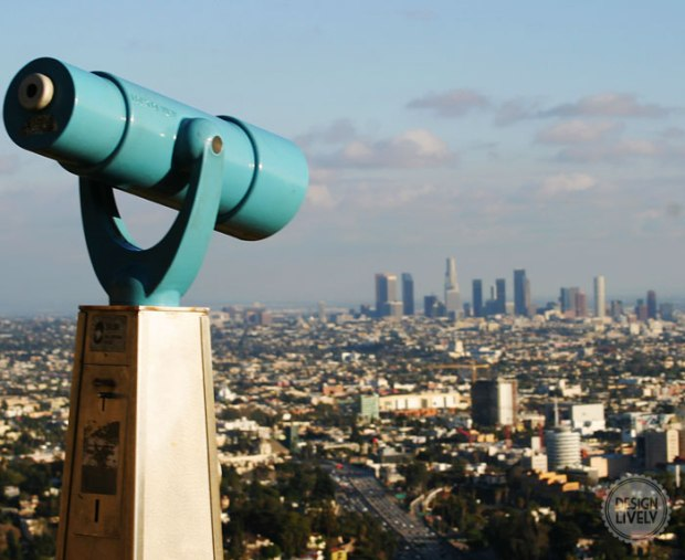 Adventures in Los Angeles - DesignLively