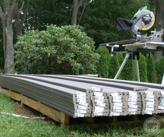 Laying Down Decking with a Kreg Deck Jig - DesignLively