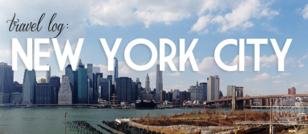 A Girls Weekend in New York City - DesignLively