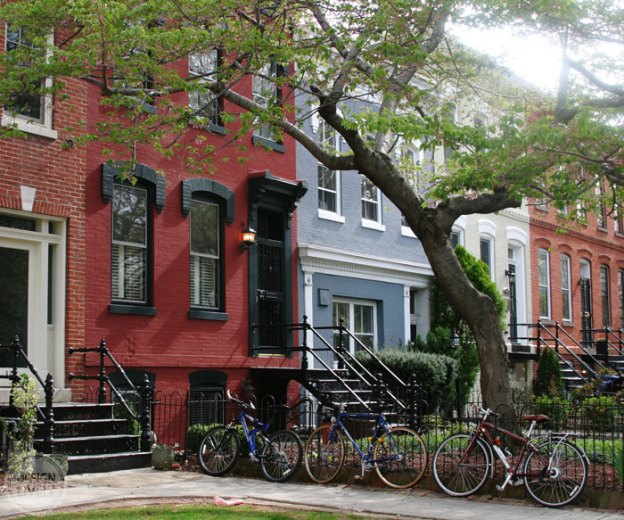 Captiol Hill and Old Town Alexandria - DesignLively